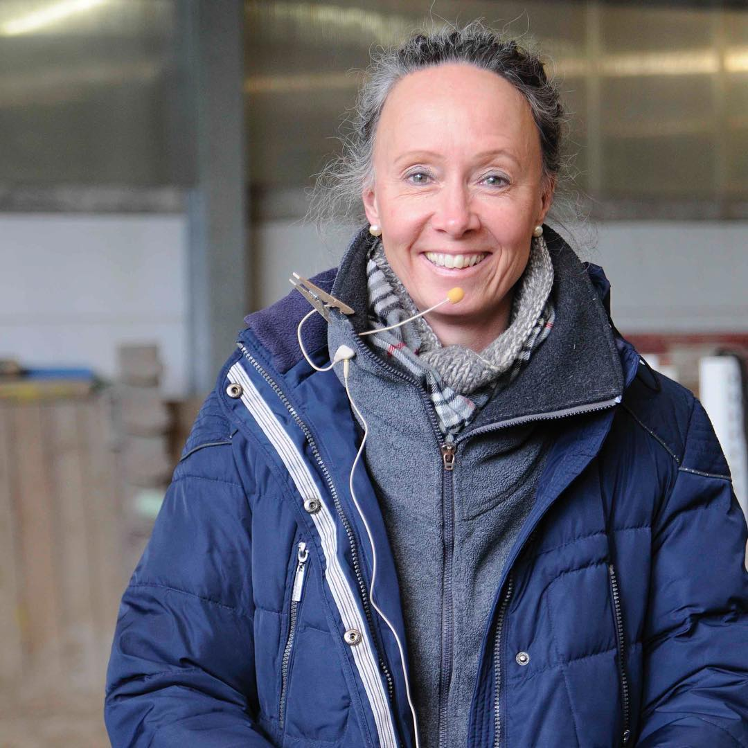 Happy that Saskia Gunzer will give a clinic at our place in autumn/ winter again! She teaches long rein work in an excellent way. If you' d like to have details, let me know. This seasons newsletter will send out on sunday! #autumn_is_for_learning
