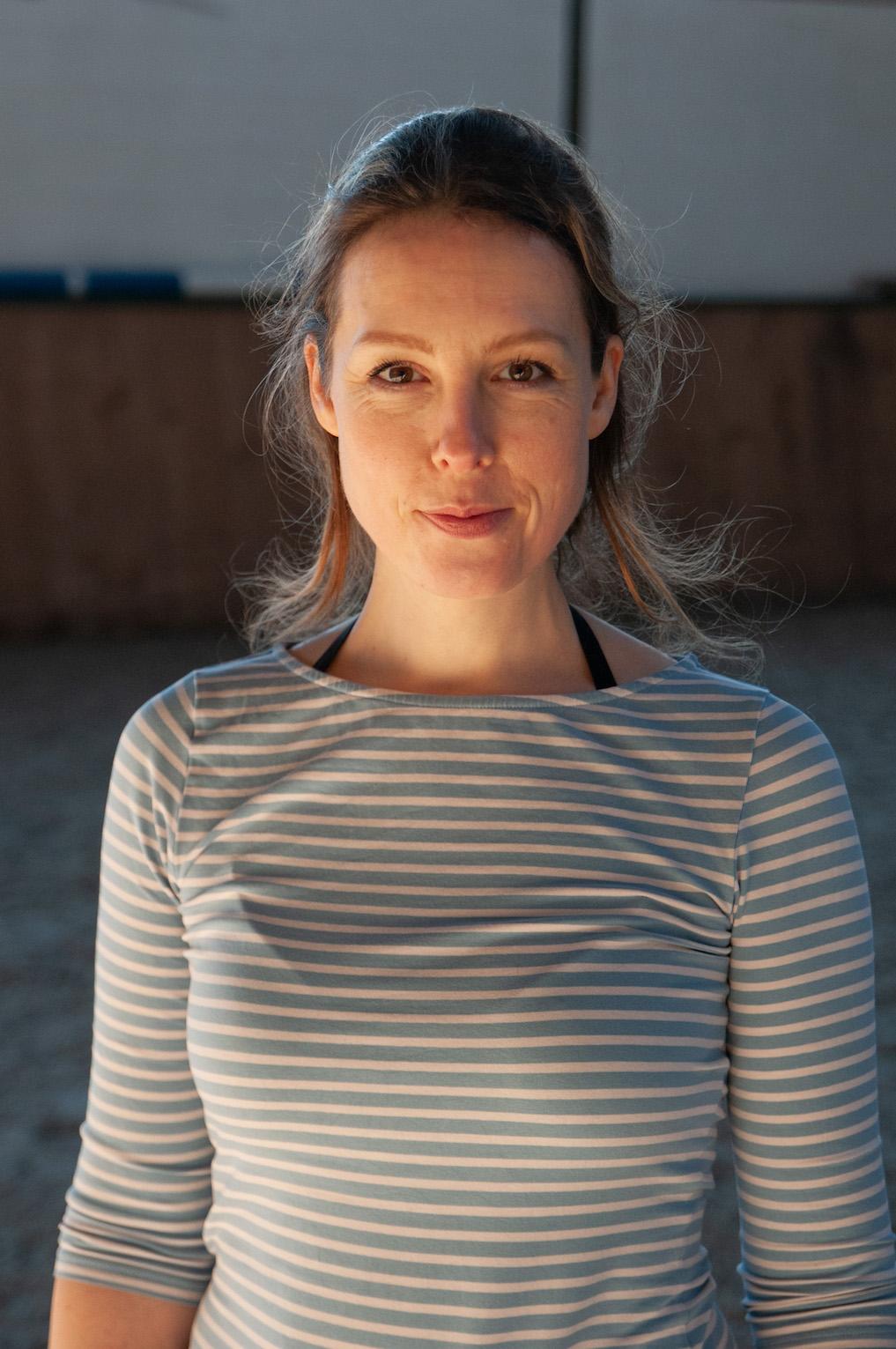 Jeannette Aretz, Portraitfoto