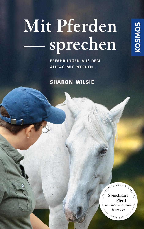 """Cover des Buchs """"Mit Pferden sprechen"""""""